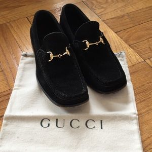 Authentic Gucci flats loafers size 5 1/2